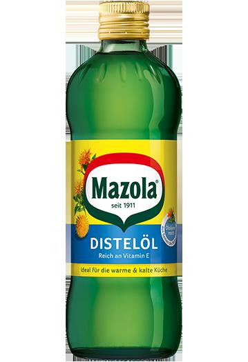 Spezialöle: Mazola® Distelöl