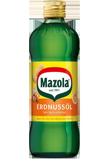 Spezialöle: Mazola® Erdnussöl