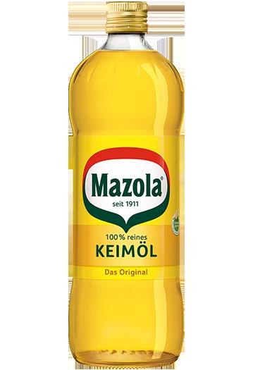 Mazola Rapsöl