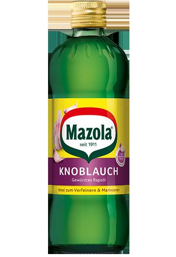 Geschmacksöle: Mazola® Knoblauch