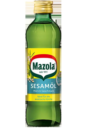 Spezialöle: Mazola® Sesamöl