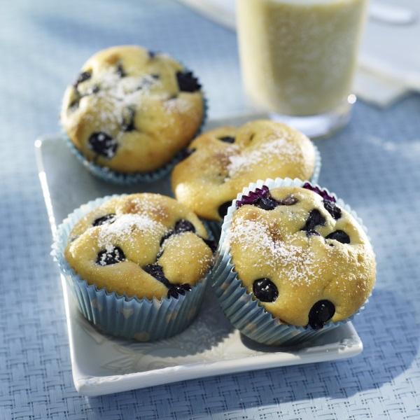 blaubeer muffins mazola